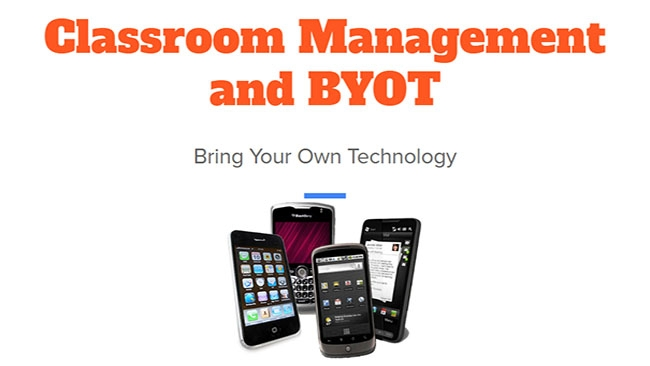 Classroom Management & BYOT Preview 1