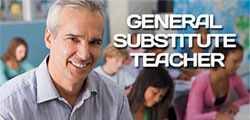 DO NOT USE - General Substitute Teacher