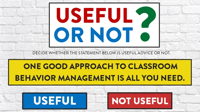 Effective Classroom Behavior Management Preview 1
