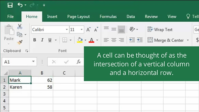 Microsoft Excel 2016: Introduction Preview 2