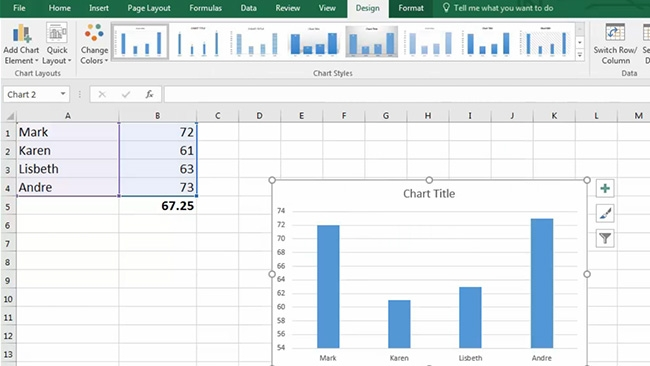 Microsoft Excel 2016: Introduction Preview 3