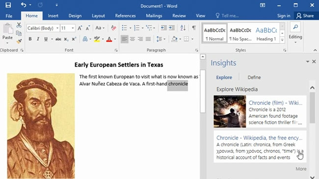 Microsoft Word 2016: Introduction Preview 2