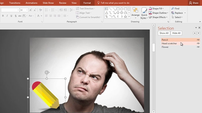Microsoft PowerPoint 2016: Intermediate Preview 4
