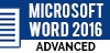 Microsoft Word 2016: Advanced