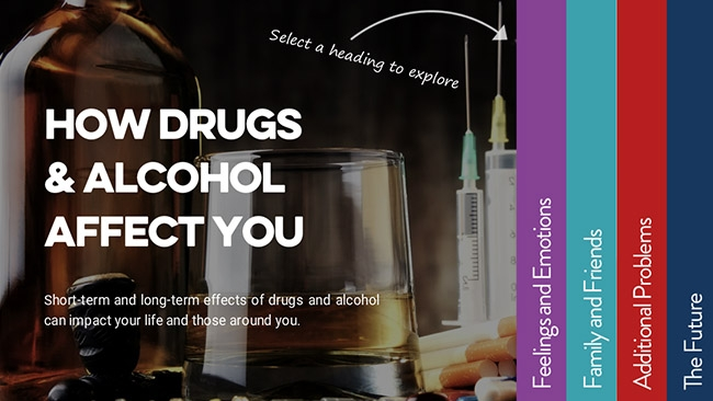 Drugs & Alcohol Prevention for Students Preview 3