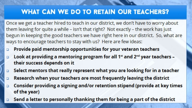 Teacher Shortage and Retention Dilemma Preview 3