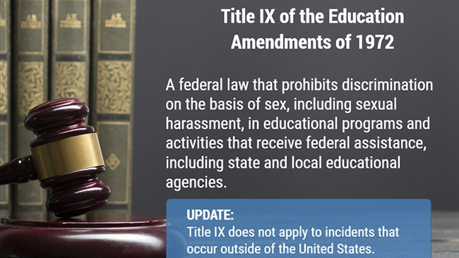 Title IX in Schools Preview 1