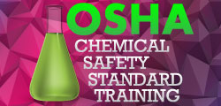OSHA Chemical Safety Standard