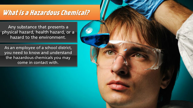 OSHA Chemical Safety Standard Preview 3